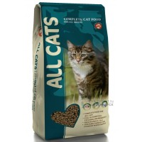 All Cats Complete cat food for all breeds Сухой корм для кошек, 400 г