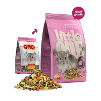 Little One Корм для шиншилл, 25 кг