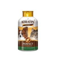 Rolf Club Keratin Perfect Шампунь для всех типов шерсти кошек и собак, 400 мл