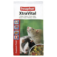 Beaphar Xtra Vital Rat Food Корм для крыс, 500 г