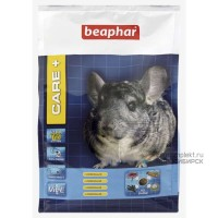 Beaphar Care+ Корм для шиншилл, 250 г